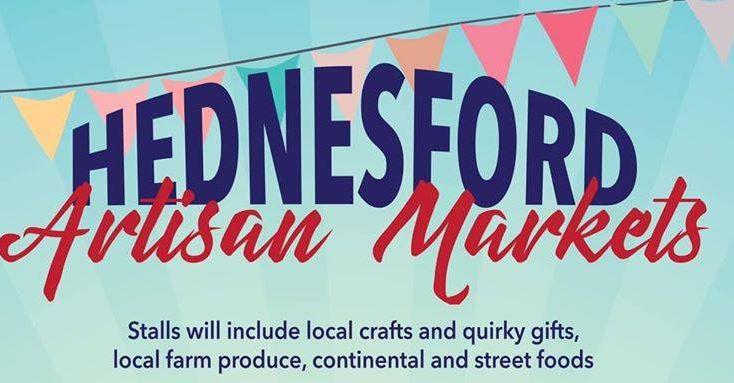 Hednesford Artisan Markets
